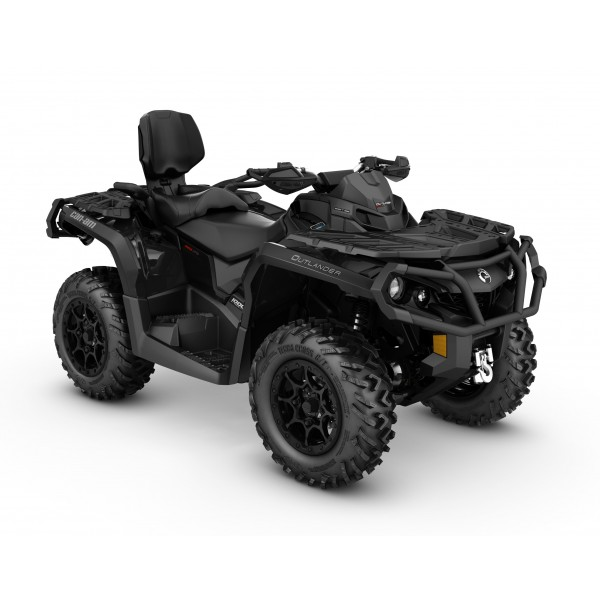OUTLANDER MAX XT-P 1000 TRIPLE BLACK 2017