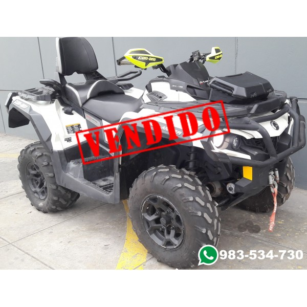 OUTLANDER MAX XT LIMITED 1000