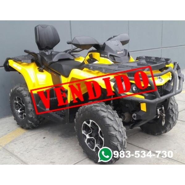 OUTLANDER MAX XT 650