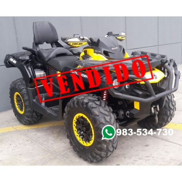 OUTLANDER MAX XT 800 CC